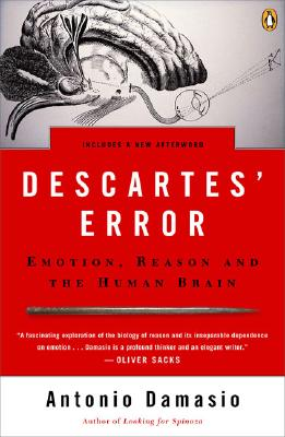 Descartes' Error By Damasio, Antonio R.